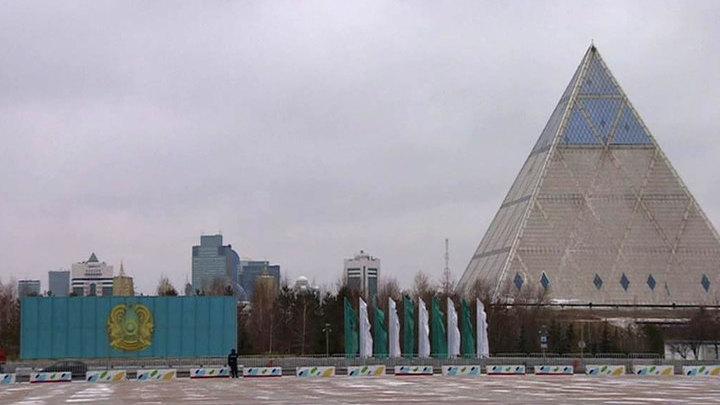 Путину и Назарбаеву представят проект совместного космического комплекса
