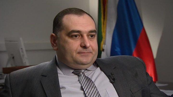 """В Дагестане задержан глава компании """"Газпром межрегионгаз Махачкала"""""""