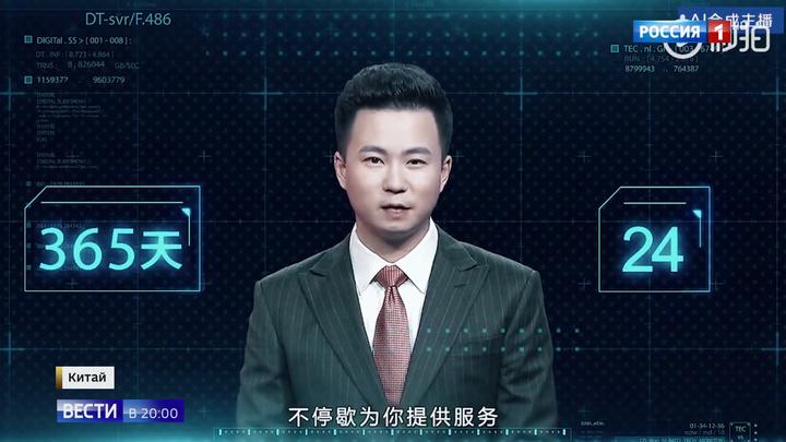 Робот-ведущий лишит работы сотрудников телевидения