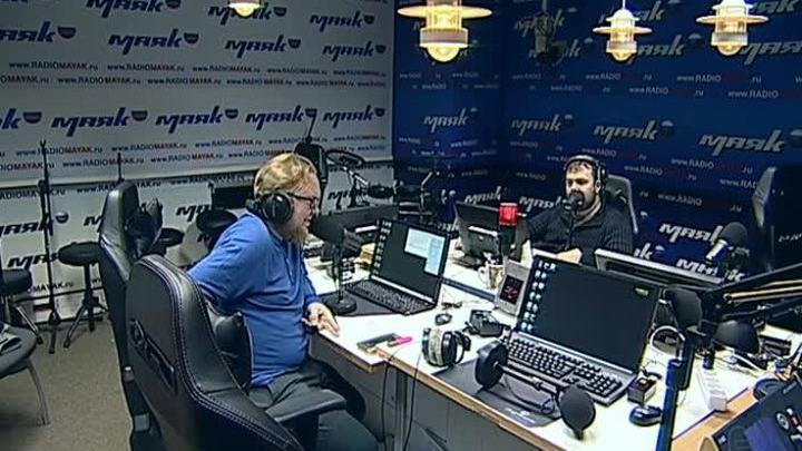 Сергей Стиллавин и его друзья. Вы обращаете внимание на одежду?