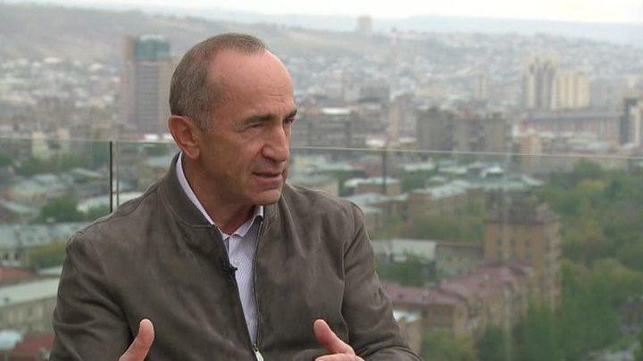 Роберт Кочарян: в Армении и Карабахе поверили в перестройку и гласность