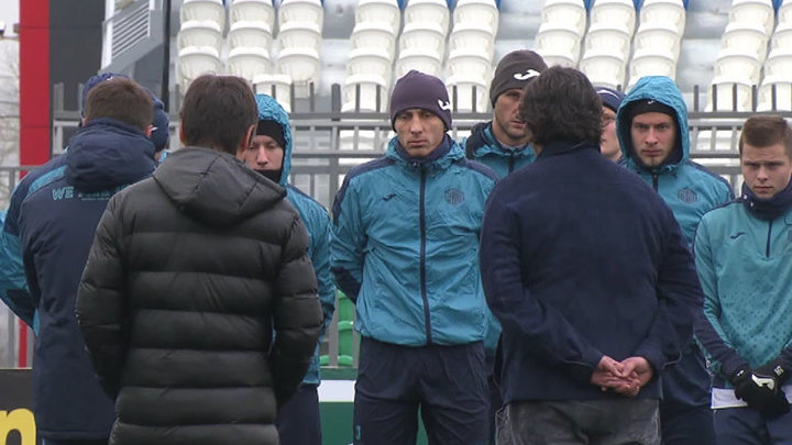 Футбол России. Дмитрий Кириченко