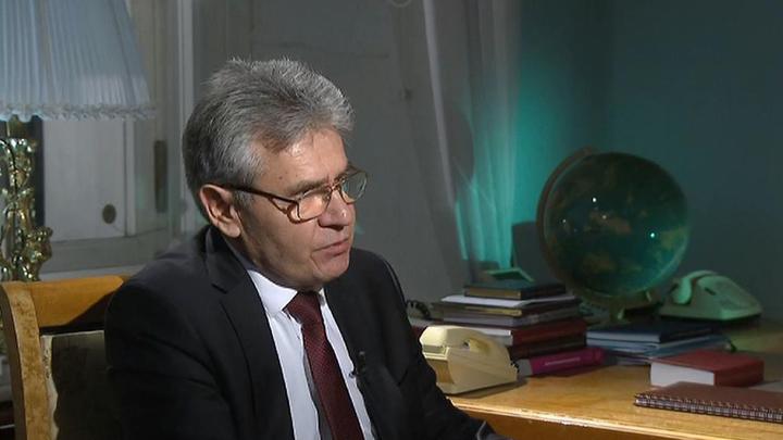 """""""Мнение"""": Александр Сергеев об общем собрании РАН"""