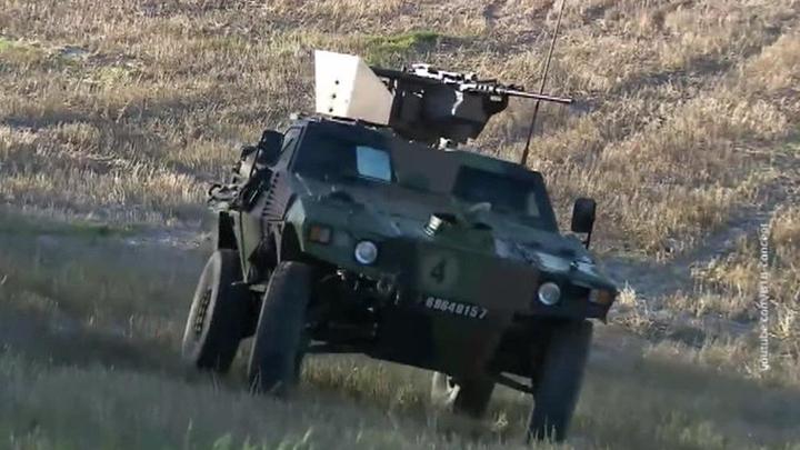 Вести Ru: NATO Clutching at Straws: Blames GPS Failure
