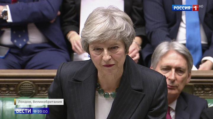 Фантомные боли Brexit: Терезу Мэй бросили три министра