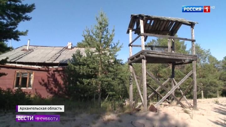 Первый концлагерь в России построили англичане