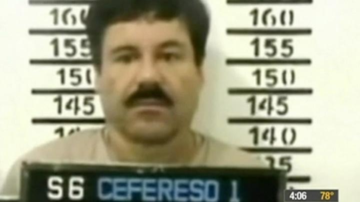 Как проходит суд над самым опасным наркобароном современности