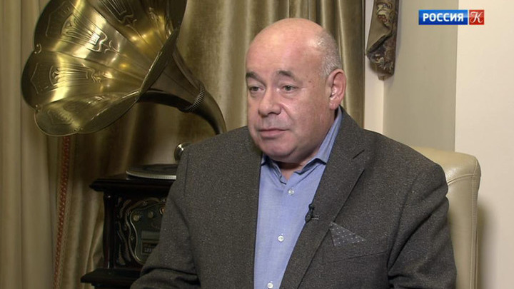 Интервью с Михаилом Швыдким