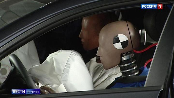 """""""Рункап"""": в России появится свой рейтинг безопасности автомобилей"""