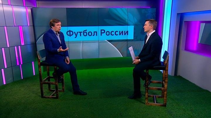 Футбол России. Александр Бородюк