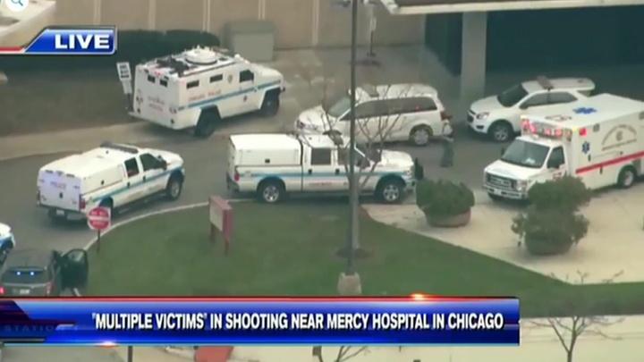 В Чикаго прогремели выстрелы