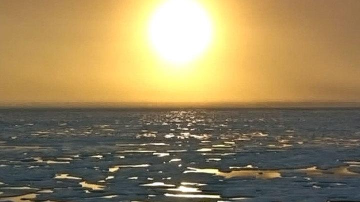Площадь льдов сократилась до исторического минимума