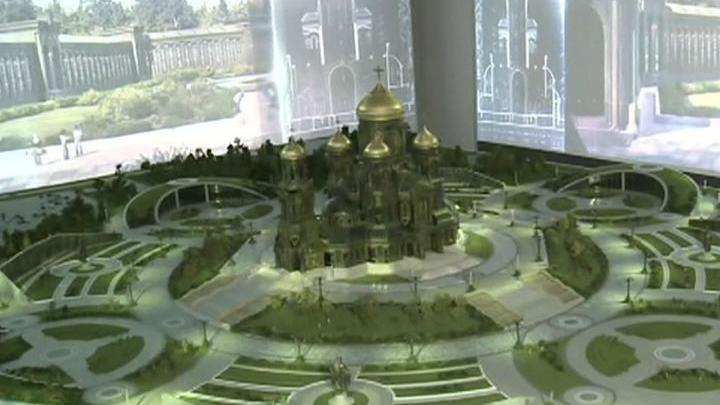 В Венеции представлен проект храма в честь 75-летия Победы