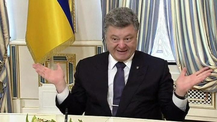 Марков: оппозиционный блок на Украине раскалывается в пользу Петра Порошенко