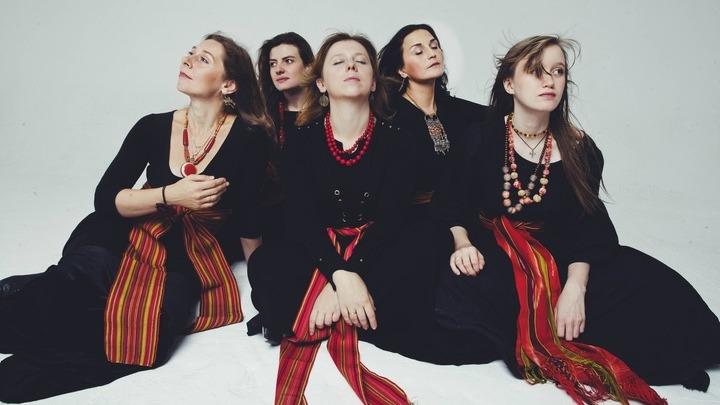 """Ансамбль старинной музыки """"Узорика"""". Фото предоставлено Варварой Котовой"""