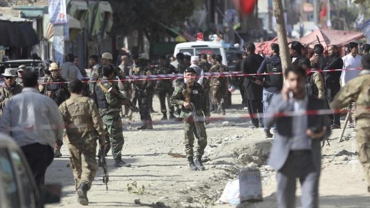 Смертник взорвался в мечети в Хосте