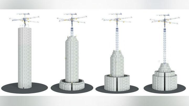 """Изображение разных уровней зарядки """"аккумулятора"""": слева √ полностью заряженный, справа √ полностью разряженный."""