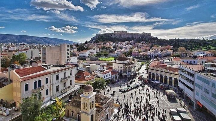 ВАфинах завершился перекрёстный Год туризма Россия - Греция