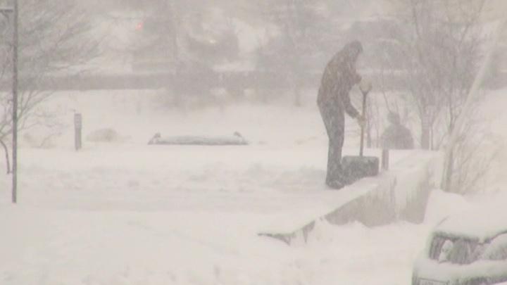 На Колыме готовятся встретить уже третий за месяц снежный циклон