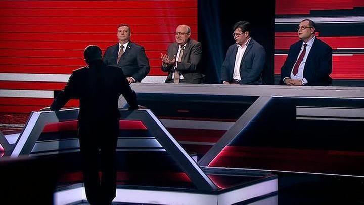 Вечер с Владимиром Соловьевым. Эфир от 27 ноября 2018 года