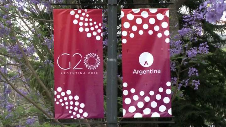 Саммит G20 в Буэнос-Айресе: на повестке дня - острые вопросы