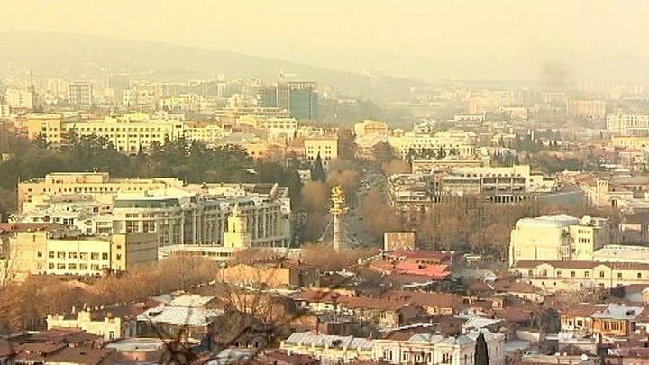 Шестеро украинцев с пистолетами и автоматами задержаны в Тбилиси