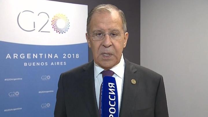 Лавров: Россия готова нормализовать диалог с США, когда те будут готовы