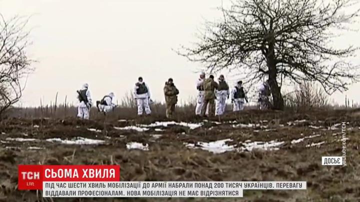 Военные маневры на Украине: Порошенко примеряет роль главкома, резервисты - уклонистов