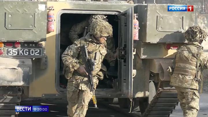 """""""Рыцари плаща и кинжала"""": на Украине перед выборами высадился британский спецназ"""
