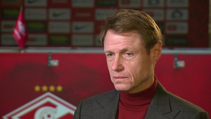 Футбол России. Олег Кононов