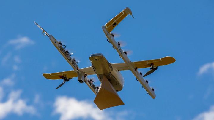 Парашют для дронов получил международную сертификацию