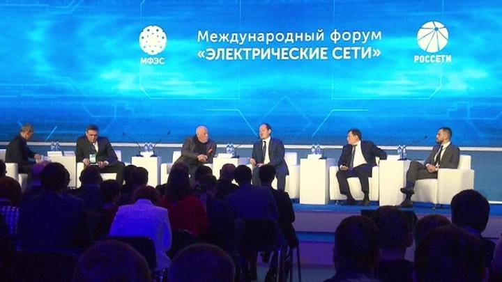 """В России будут развиваться """"умные"""" электрические сети"""