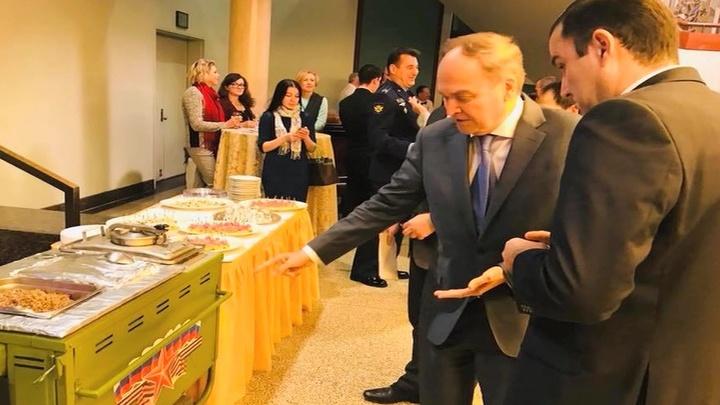 Посольство России в США провело вечер, посвященный 77-летию контрнаступления под Москвой