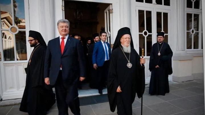 Константинополь обманул Киев: будет не автокефалия, а полное подчинение