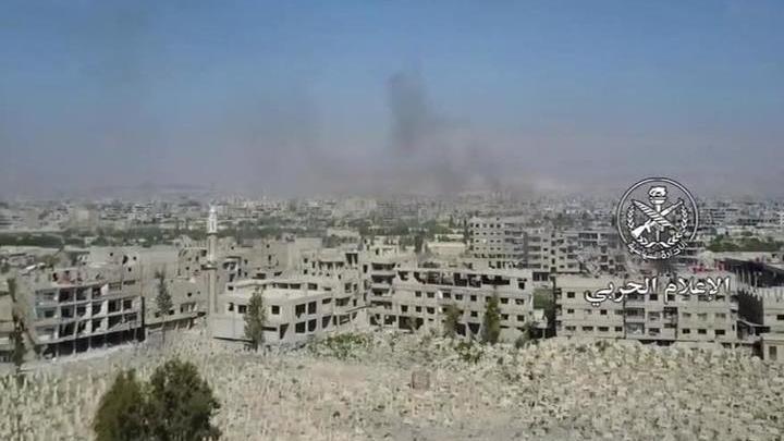 Эксперты ОЗХО: Сирия выполнила свои обещания по химоружию