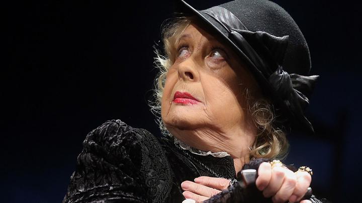 Ушла из жизни старейшая актриса Театра имени Маяковского Галина Анисимова