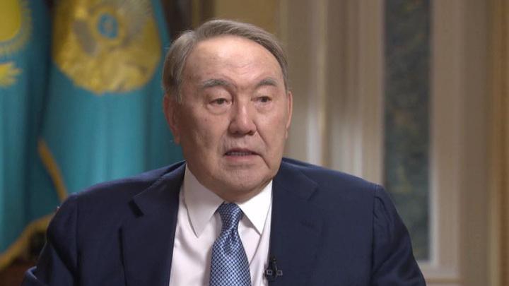 Нурсултан Назарбаев: Астана - это победа казахстанцев