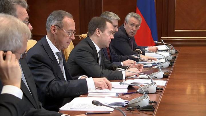 Состоялись переговоры между премьерами России и Греции