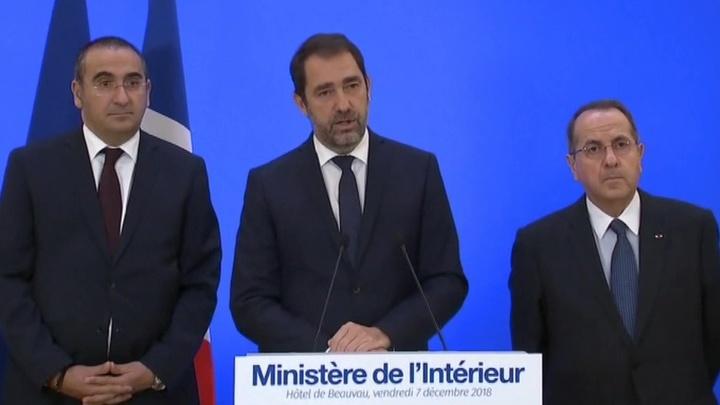 Школьники и студенты во Франции бастуют против образовательной реформы
