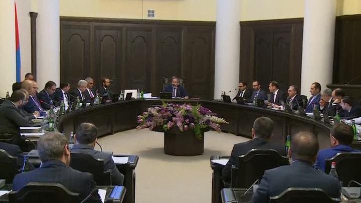 В Армении пройдут внеочередные выборы в парламент