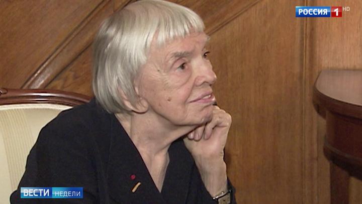 Сванидзе: Алексеева была правоверной патриоткой