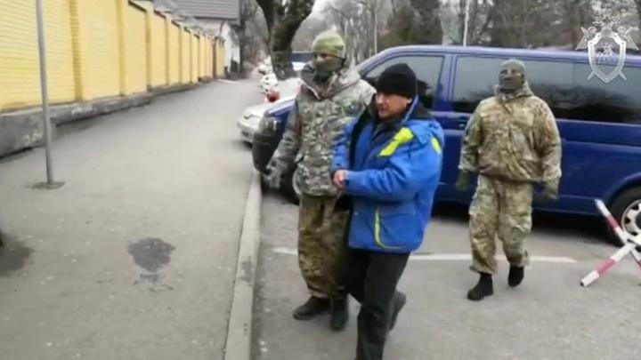В Ессентуках арестован участник банды Басаева
