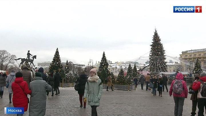 """Москва приоделась к Новому году: """"Путешествие в Рождество"""" продлится целый месяц"""