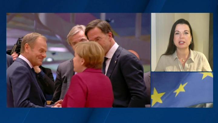 Евросоюз отказал британскому премьеру Терезе Мэй в повторных переговорах по Brexit