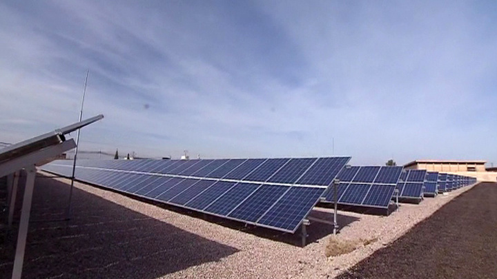 В САР заработала первая солнечная электростанция
