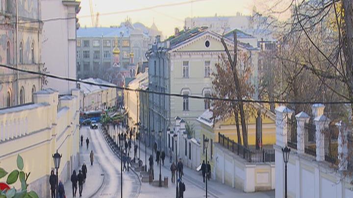 Облюбование Москвы. Старые сады