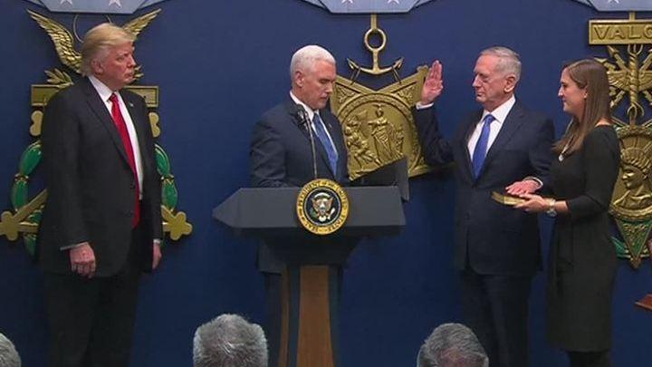 Отставка главы Пентагона: как изменится позиция Вашингтона по Сирии после кадровых перестановок