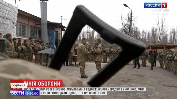 В Киеве ели, пили, веселились и решили объявить Москве войну