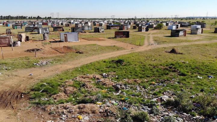 Белый крест Африки. Специальный репортаж Александра Рогаткина
