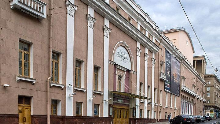 Музыкальный театр Станиславского и Немировича-Данченко. Автор - NVO (собственная работа)